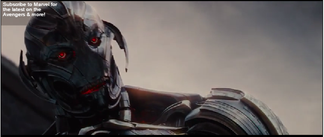 Ultron says there are no strings on me