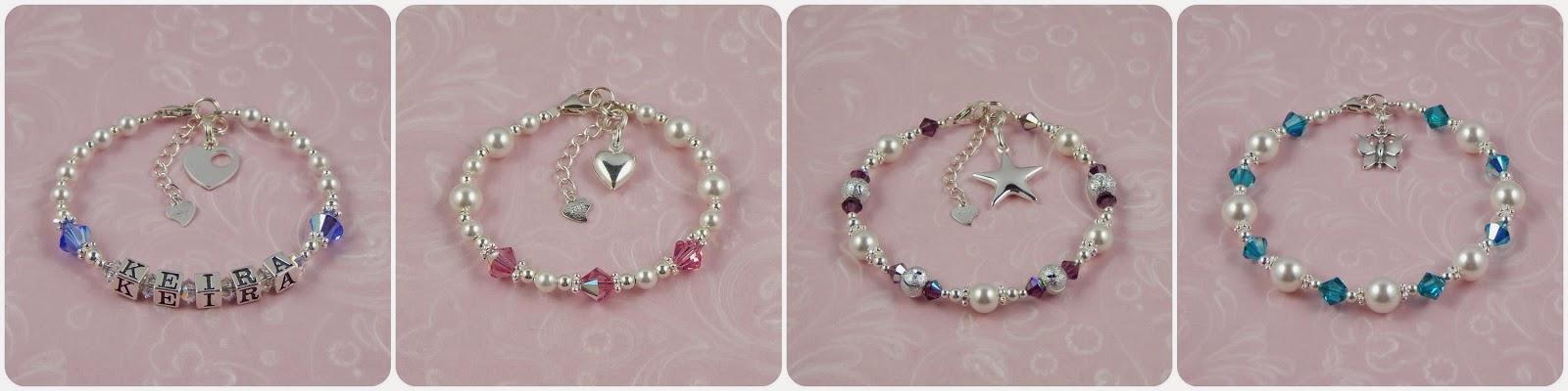 Birthstone jewellery range