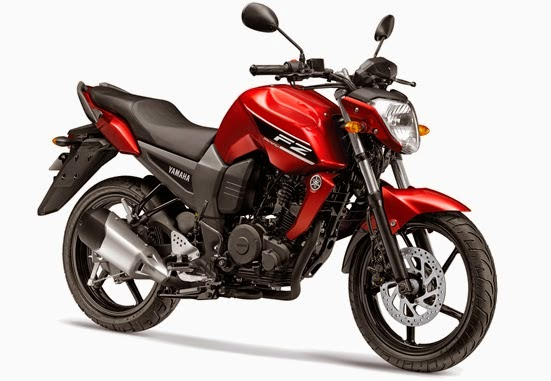 Yamaha FZ16 Red
