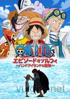 One Piece – Episode Of Luffy – Hand Island