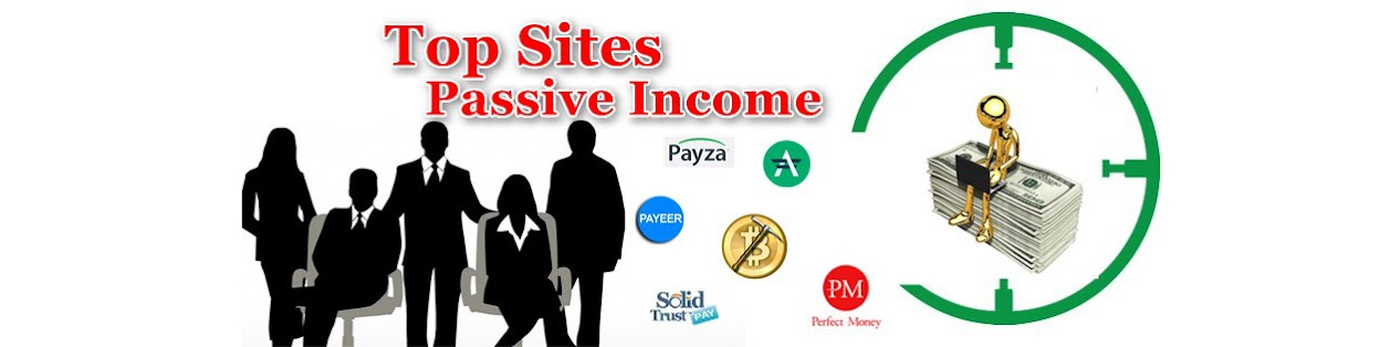 Top Sites Passive Income