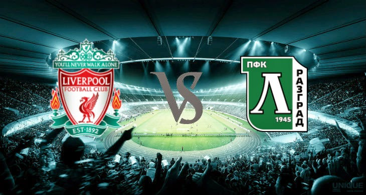 Prediksi Bola Liverpool vs Ludogorets 17 September 2014