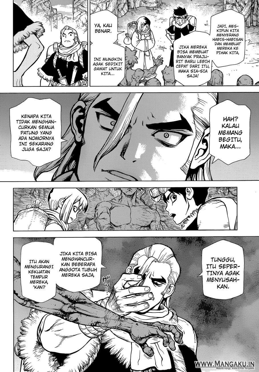 Dr. Stone Chapter 64-2