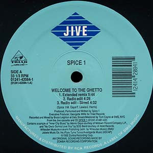 Spice 1 – Welcome To The Ghetto (VLS) (1992) (320 kbps)