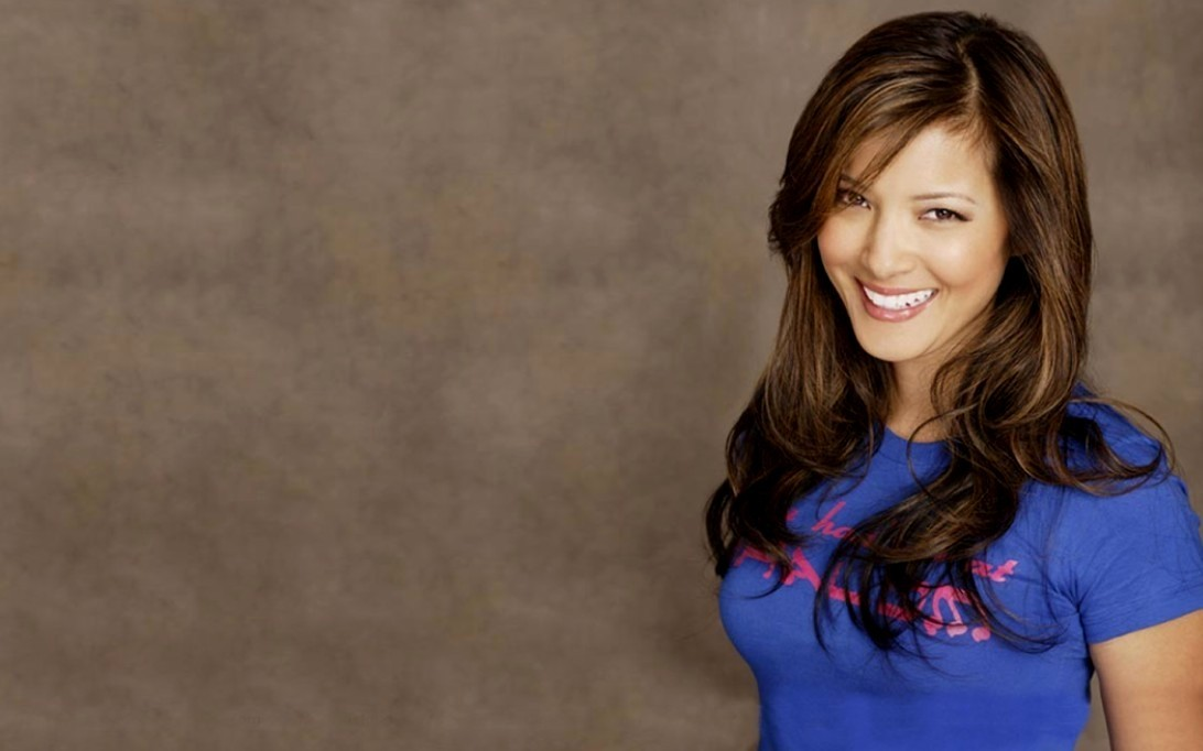 Kelly Hu wallpaper 1