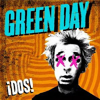 Green Day ¡Dos! Cover Album