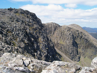 Crags of Bowfell