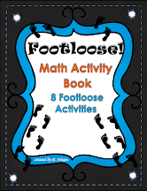 Footloose Math Activity Book