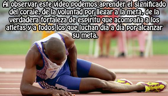 vídeo motivacional