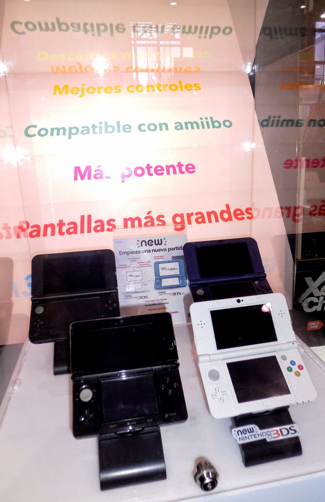 comparacion new 3ds y xl japan weekend