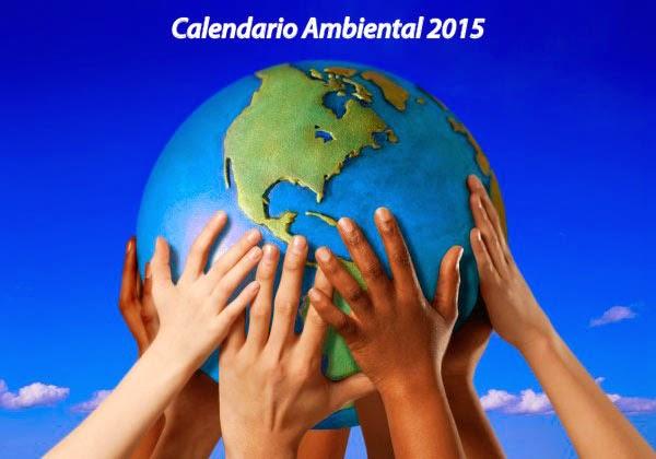 Calendario Ambiental 2015