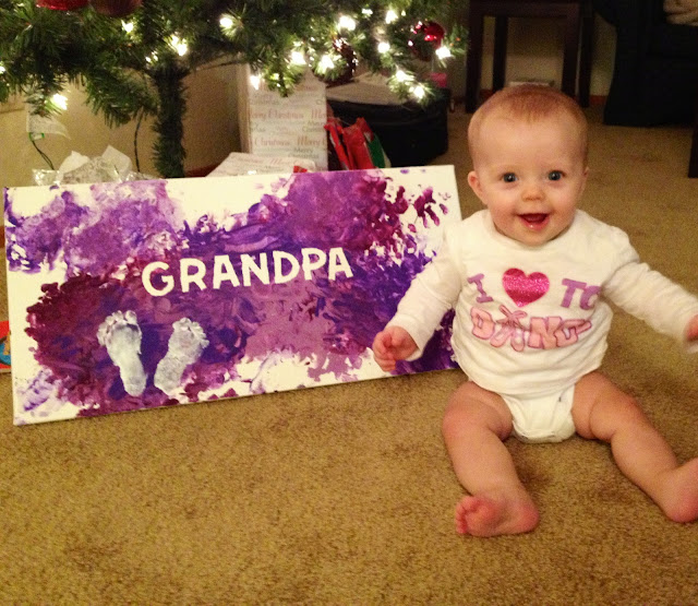 A Single Grain of Rice : A DIY Christmas for Grandpa