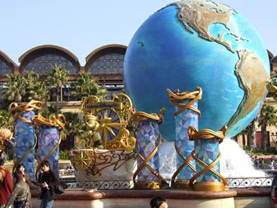 Tokyo Disneyland - DisneySea, Tokyo, Japan