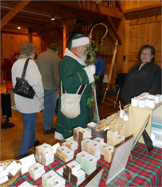 Home Place Holiday Open House At The Dudley Farm In