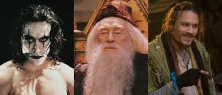 Brandon lee, Richard Harris, Heath Ledger: atores que morreram no meio de seus filmes