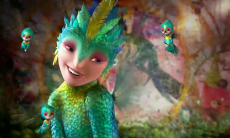 Rise of the guardians tooth fairy sexy