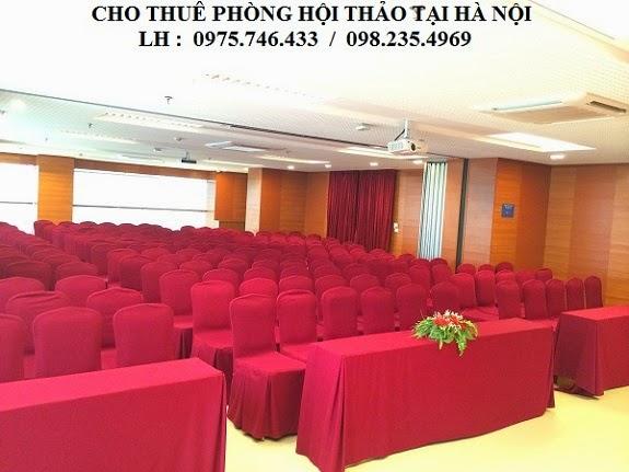 phòng hội thảo 200 chỗ tại hà nội