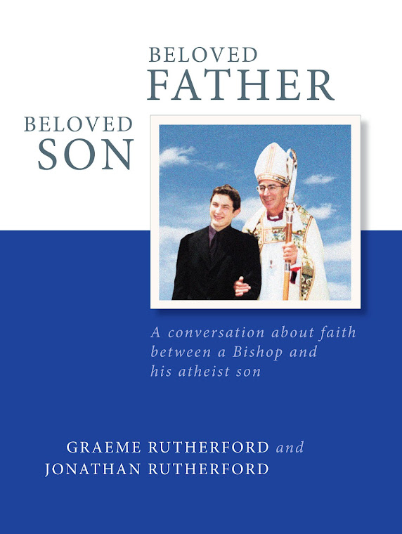 Beloved Father, Beloved Son: A conversation about faith between a Bishop and his atheist son