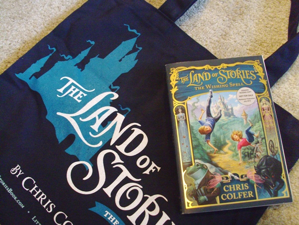 Land of Stories-Chris Colfer (Photo-Jeff Dodge)