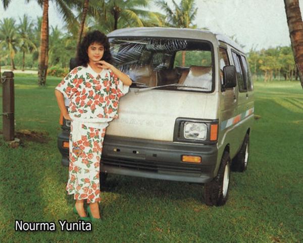 Gambar Klasik Artis Indonesia Tahun 80an