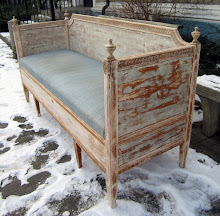 Snowy Gustavian