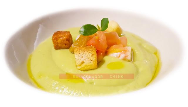 Restaurant Ona Nuit aguacate elcoladorchino