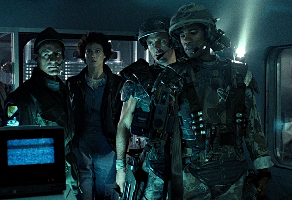 James Cameron Aliens