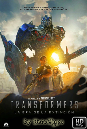 Transformers 4: La Era de la Extincion [1080p] [Latino-Ingles] [MEGA]