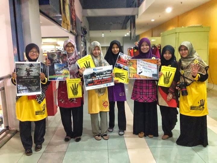 Ayuh tunjukkan sokongan kita :')