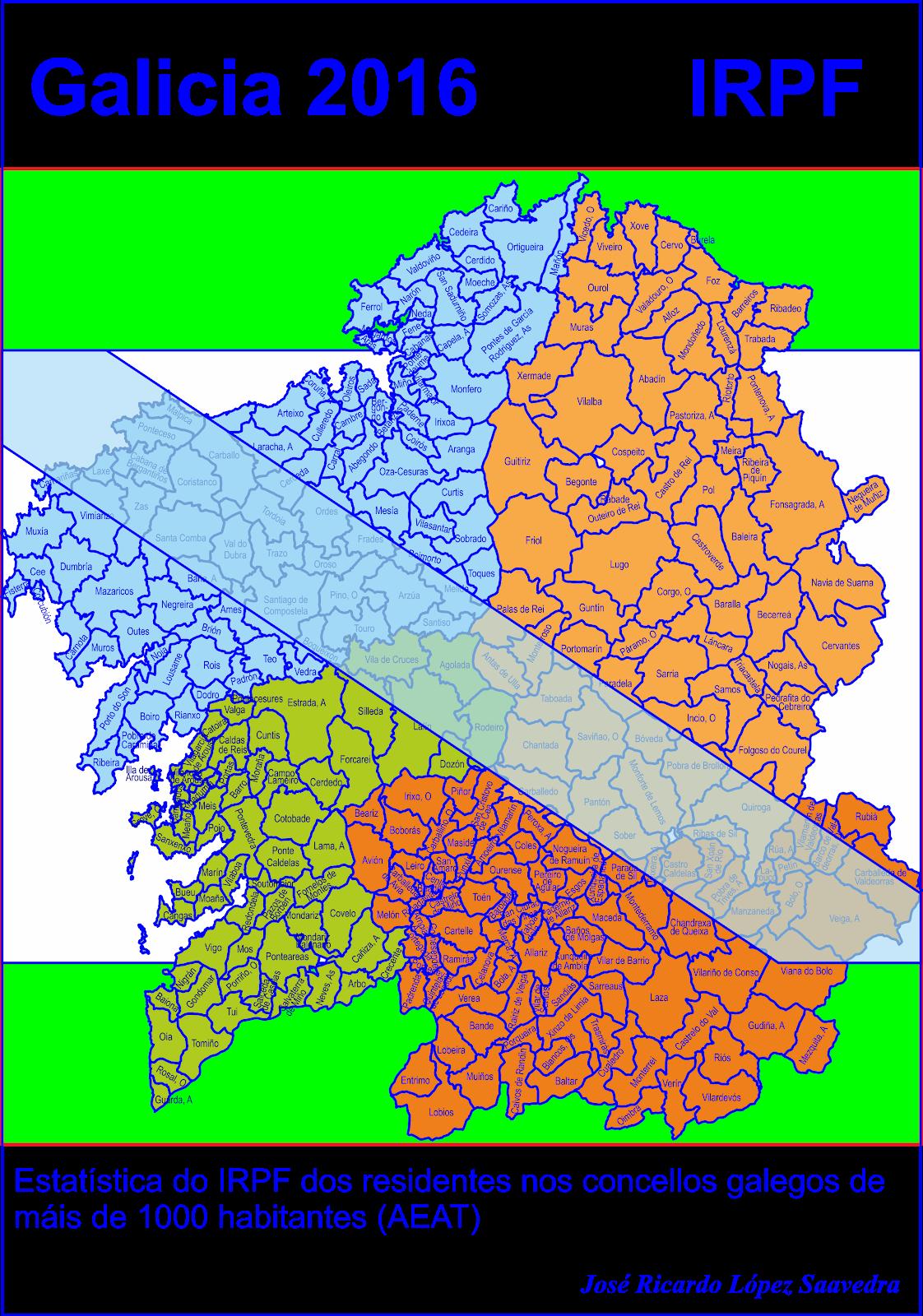 Galicia IRPF 2016