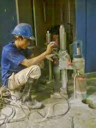 Khoan cắt bê tông tại Hà Nội