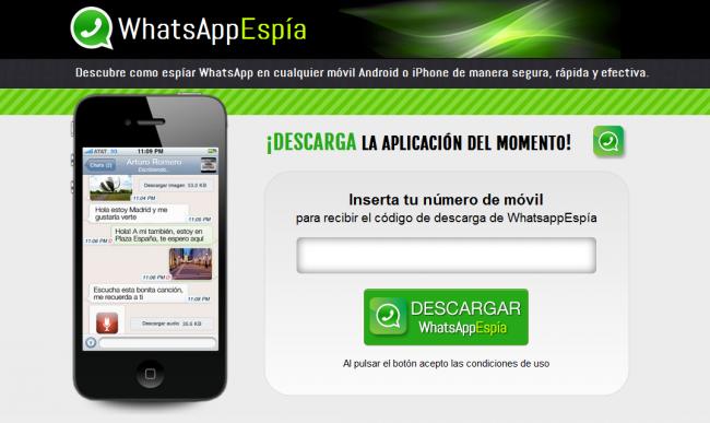 whatsapp spy si funciona ios