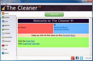 The Cleaner 9