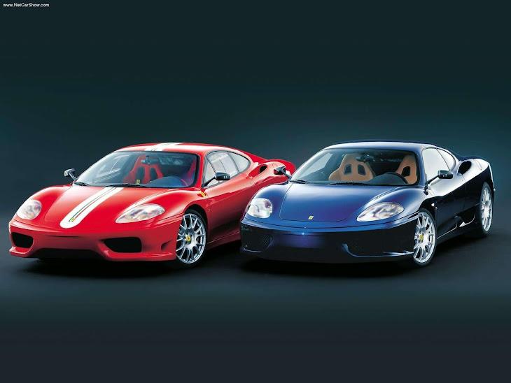 2003 Ferrari 360 Challenge