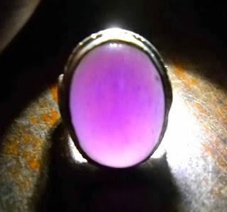 Harga Batu Lavender Murah Rp 50 Ribu