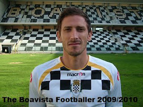"Galeria dos vencedores do Prémio Virtual ""The Boavista Footballer"":"