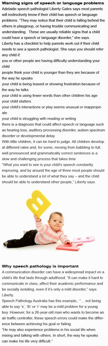 Speech therapy toddlers