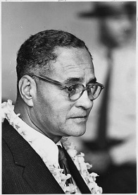 Mascot of the Month: Ralph Bunche