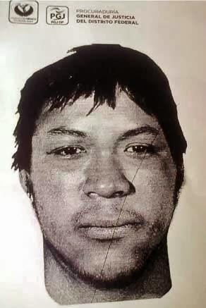Asesino que llevó en una maleta a mujer decapitada en el Metro de México