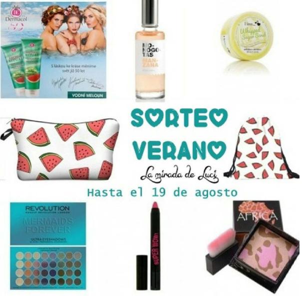 SORTEO DE VERANO