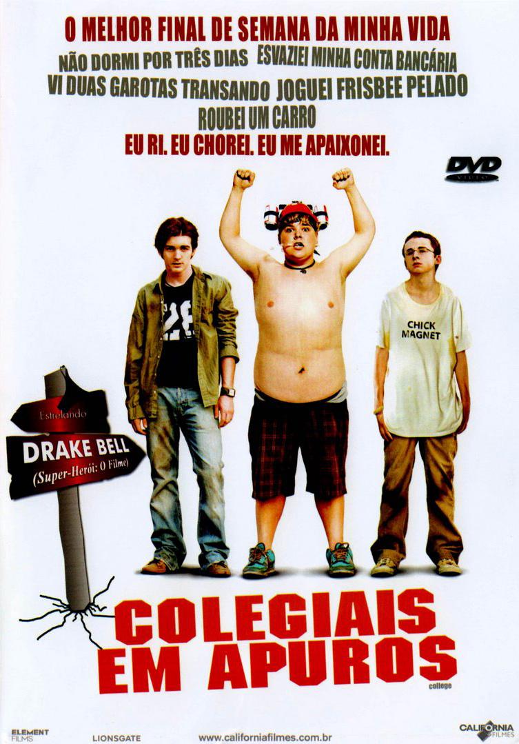 do filme titulo original college título traduzido colegiais ...