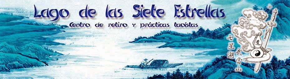Lago de las Siete Estrellas. Centro de retiro y prácticas taoístas. Granada. España.