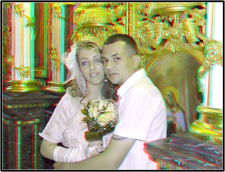 Moj prvi 3D snimak mladenaca 11.6.2011. u Šapcu