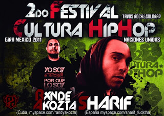 2do Festival Cultura Hip Hop  2011