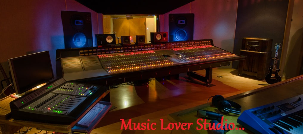 Music Lover Studio