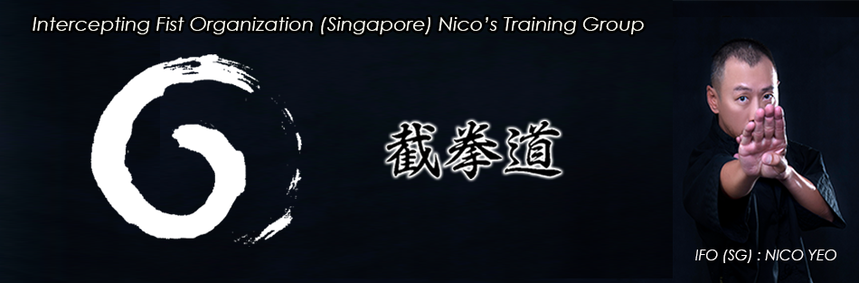 Singapore Jeet Kune Do - 李小龍 截 拳 道
