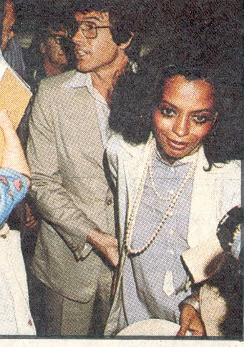 diana ross dating history