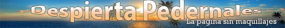 Despierta Pedernales