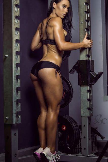 Chica Fitness Shannah Baker