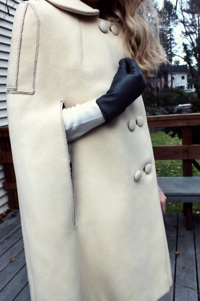 Переделать пальто своими руками фото